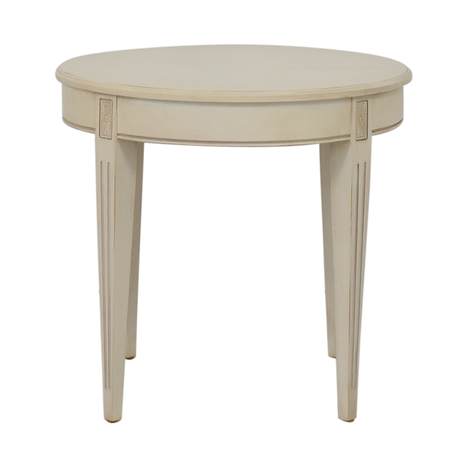 Ethan Allen Ethan Allen Round End Table