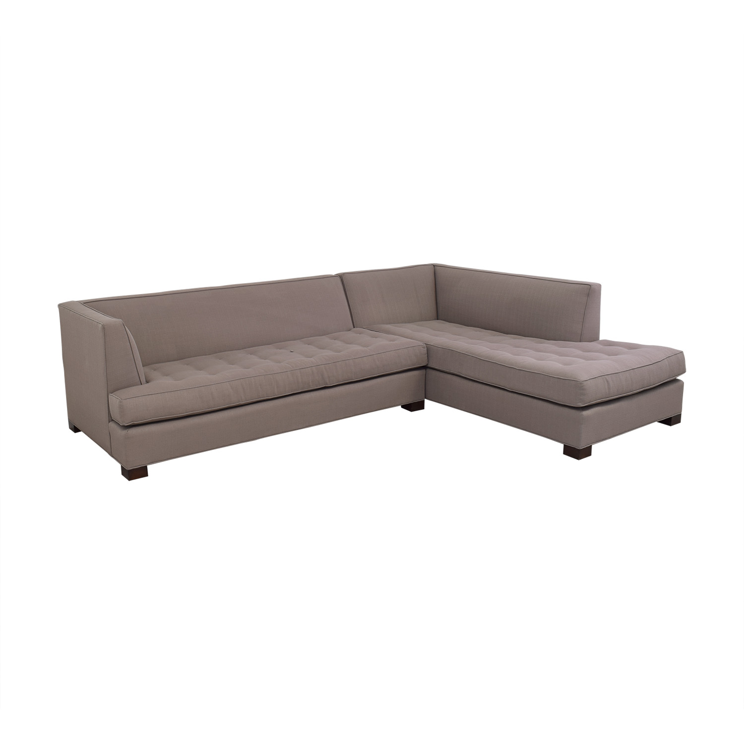 shop Mitchell Gold + Bob Williams Sectional Mitchell Gold + Bob Williams