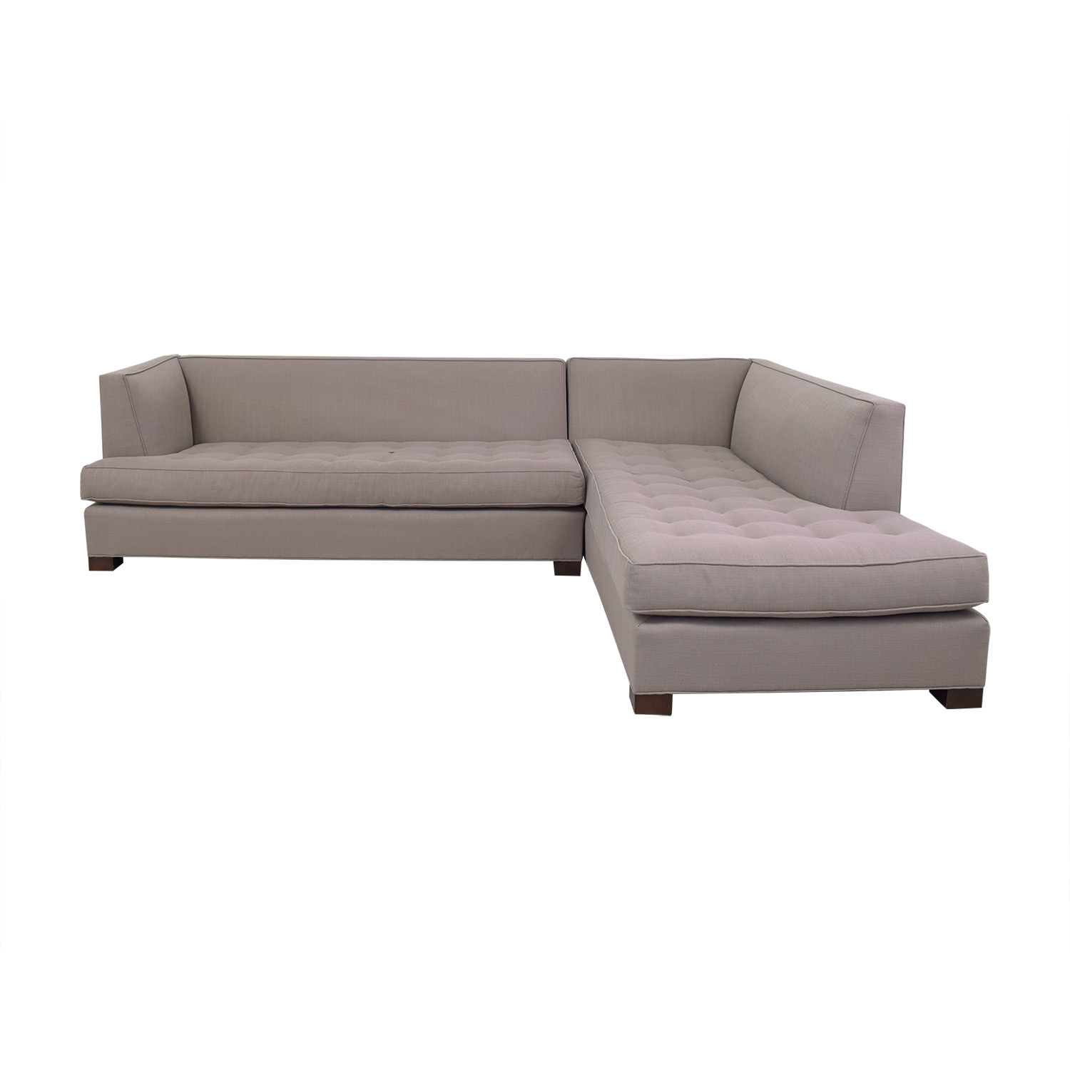 Mitchell Gold + Bob Williams Mitchell Gold + Bob Williams Sectional on sale