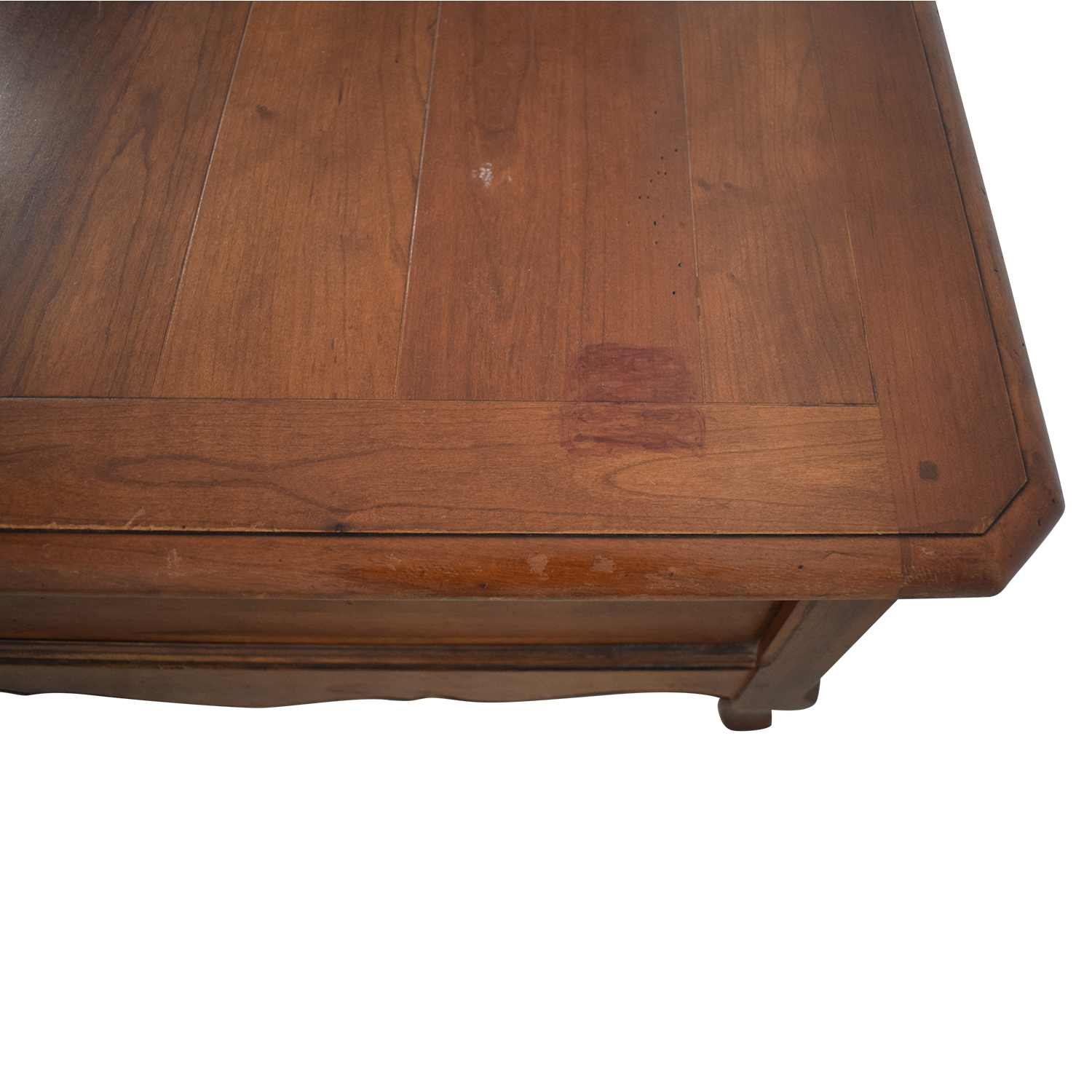 shop Ethan Allen Storage Coffee Table Ethan Allen Coffee Tables
