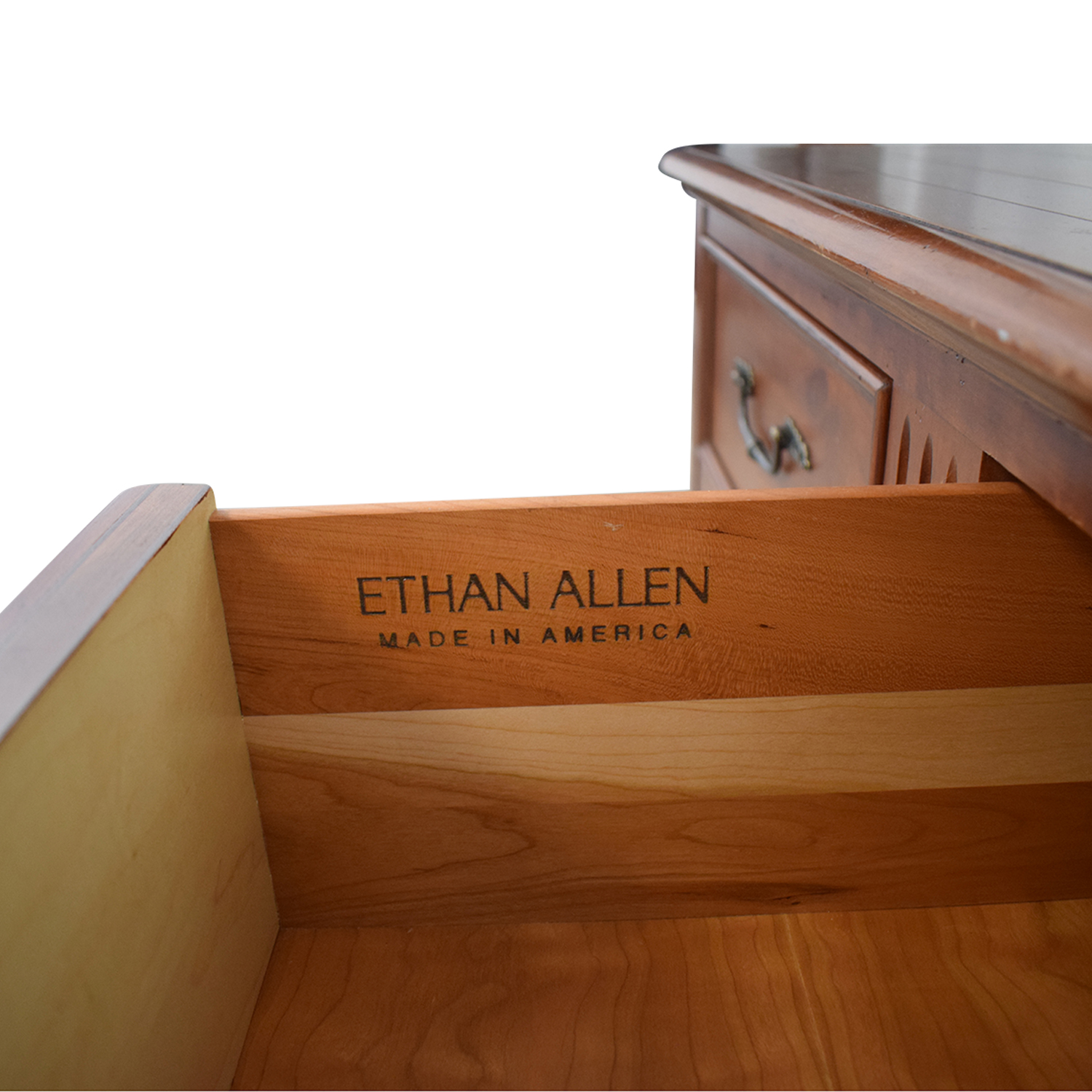 Ethan Allen Ethan Allen Storage Coffee Table nyc