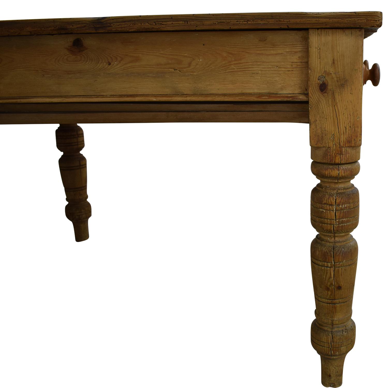 buy Ralph Lauren Rustic Vintage Pine Table Ralph Lauren Home