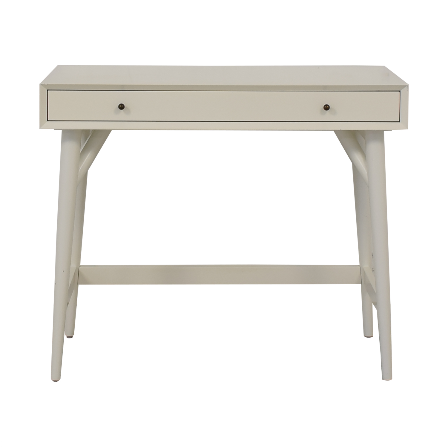 buy West Elm West Elm Mid-Century Mini Desk online
