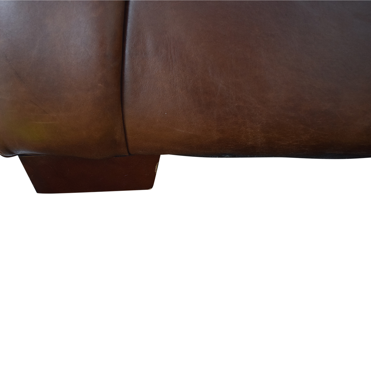 buy ABC Carpet & Home Leather Sectional ABC Carpet & Home Sofas