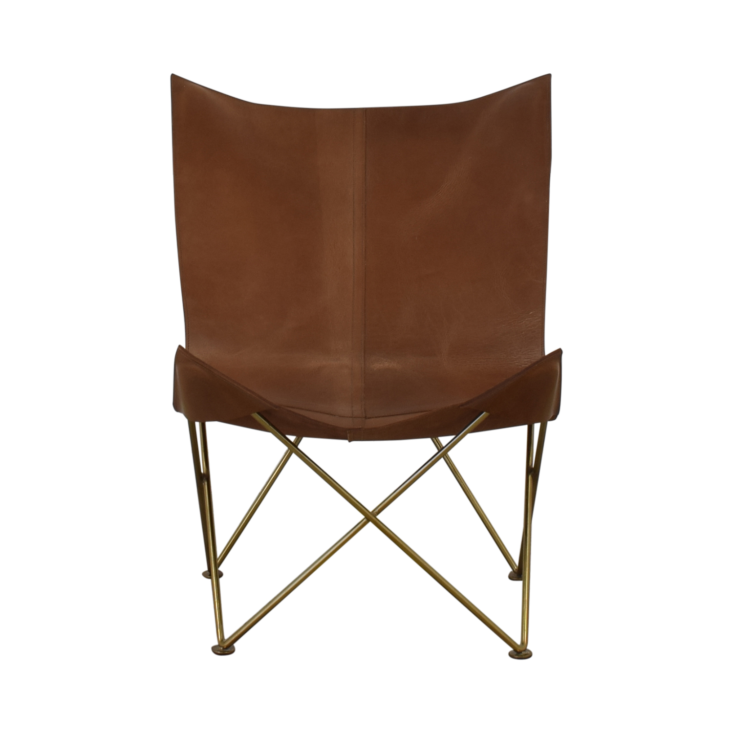 CB2 Butterfly Chair / Accent Chairs