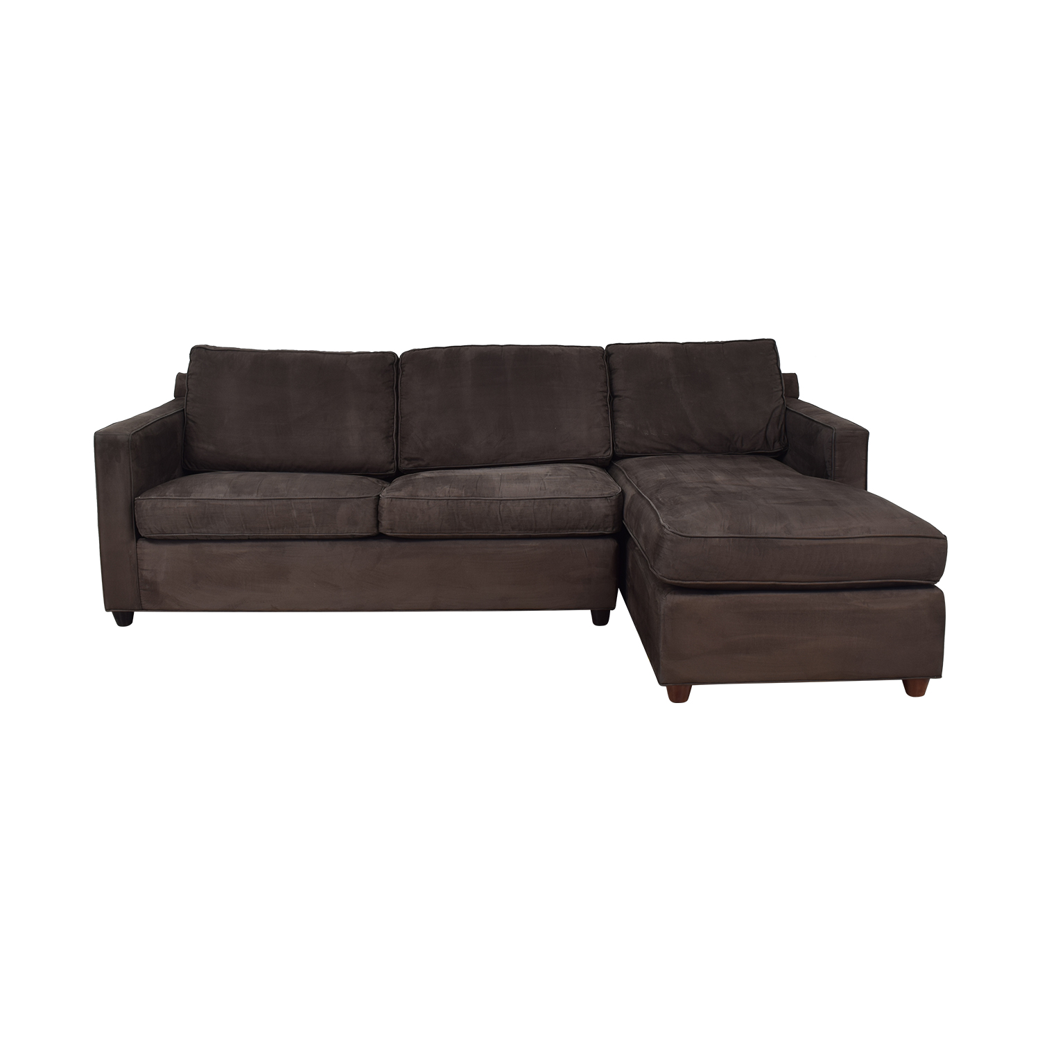 shop Crate & Barrel Crate & Barrel Sectional Sleeper online