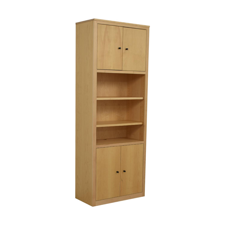 Room & Board Room & Board Woodwind Bookcase with Doors