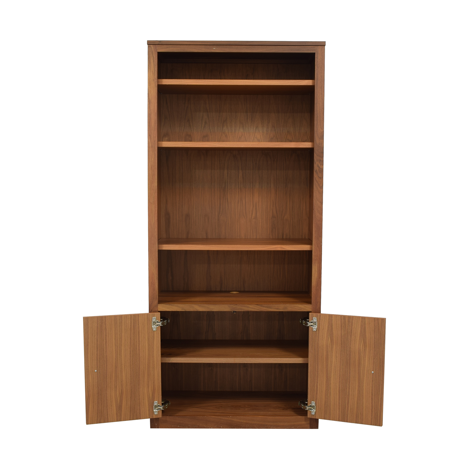 cheap for discount 35cc3 d49e7 60% OFF - Room & Board Room & Board Woodwind Custom Two Door Bookcase /  Storage