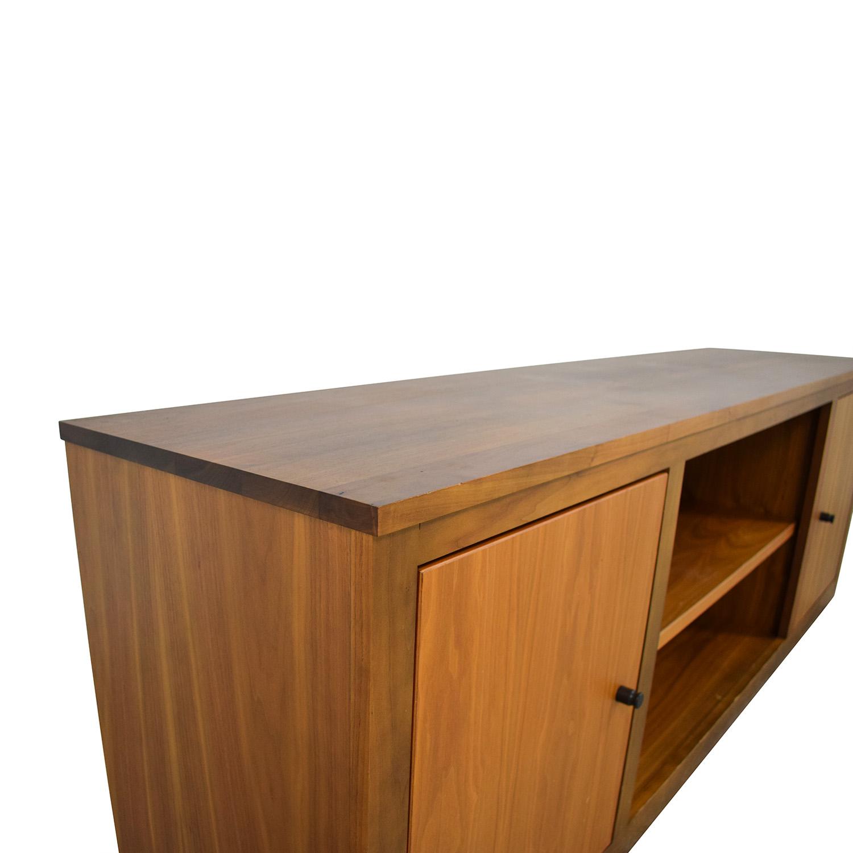 Room & Board Woodwind Media Cabinet sale