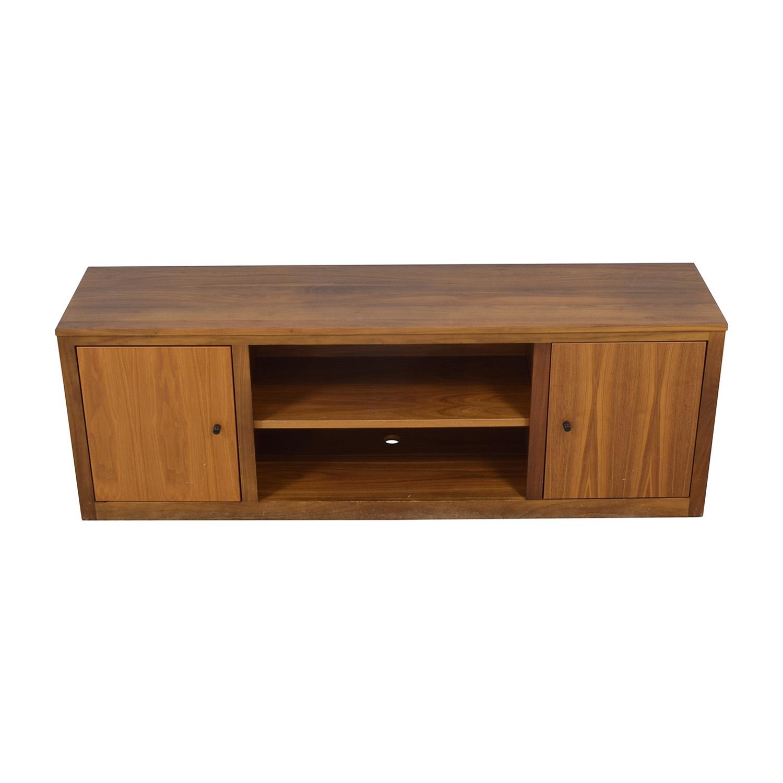 buy Room & Board Woodwind Media Cabinet Room & Board Storage