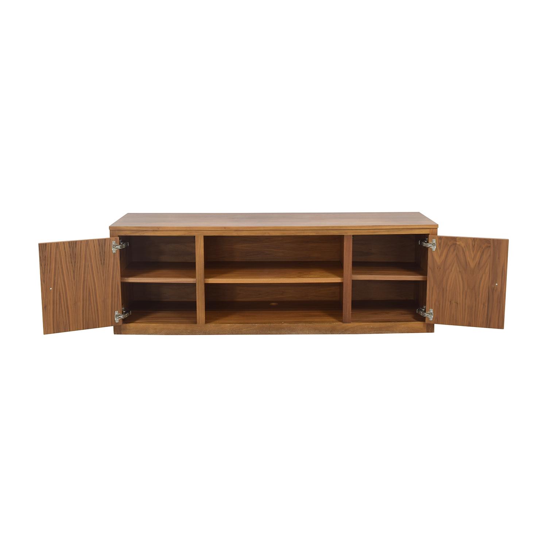 Room & Board Room & Board Woodwind Media Cabinet nj