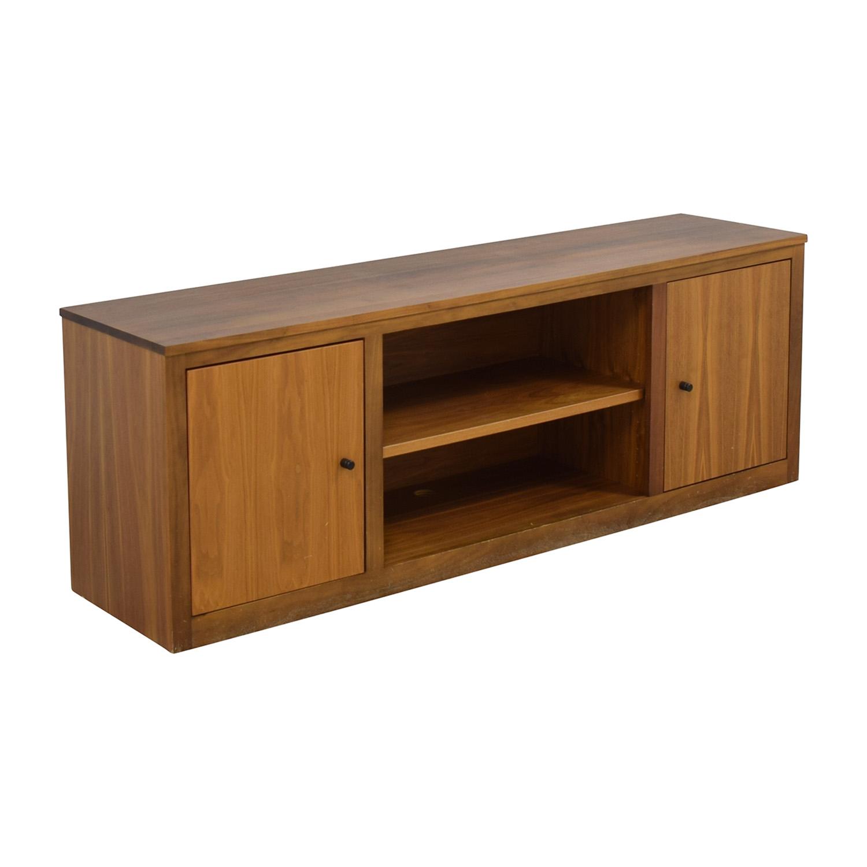 Room & Board Room & Board Woodwind Media Cabinet Storage