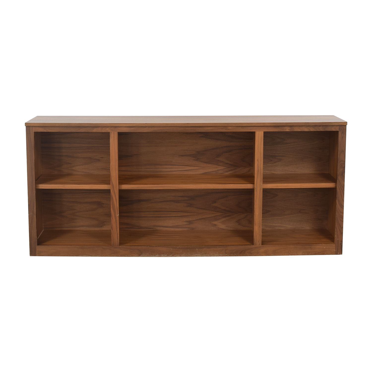 Room & Board Woodwind Modern Bookcase / Bookcases & Shelving