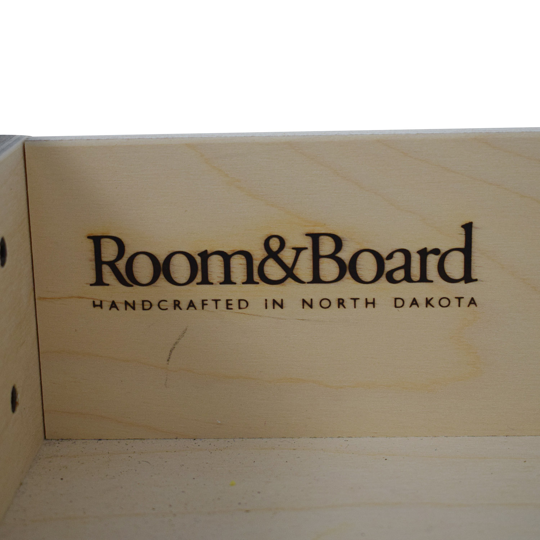 Room & Board Room & Board Hudson Rolling File Cabinet