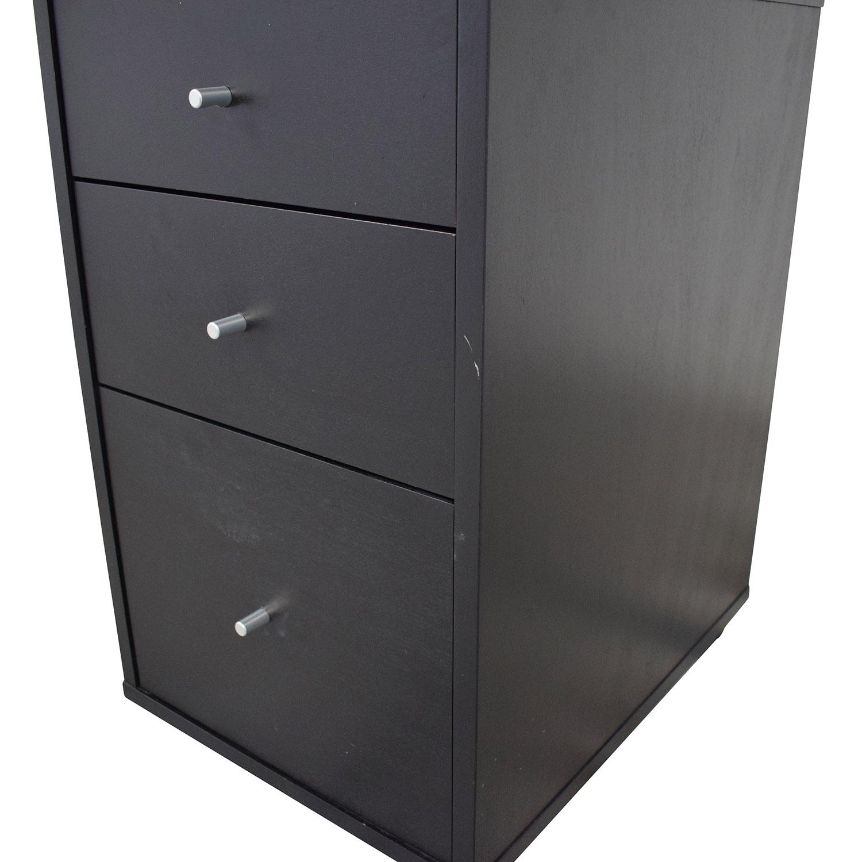 Room & Board Hudson Rolling File Cabinet Room & Board
