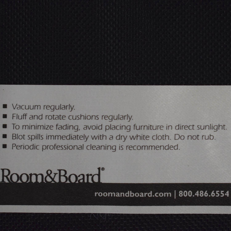 buy Room & Board Berin Wide Arm Day & Night Sleeper Sofa Room & Board Sofa Beds