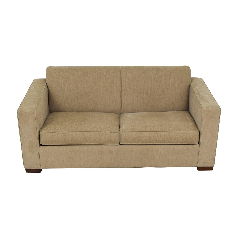 buy Room & Board Room & Board Berin Wide Arm Day & Night Sleeper Sofa online