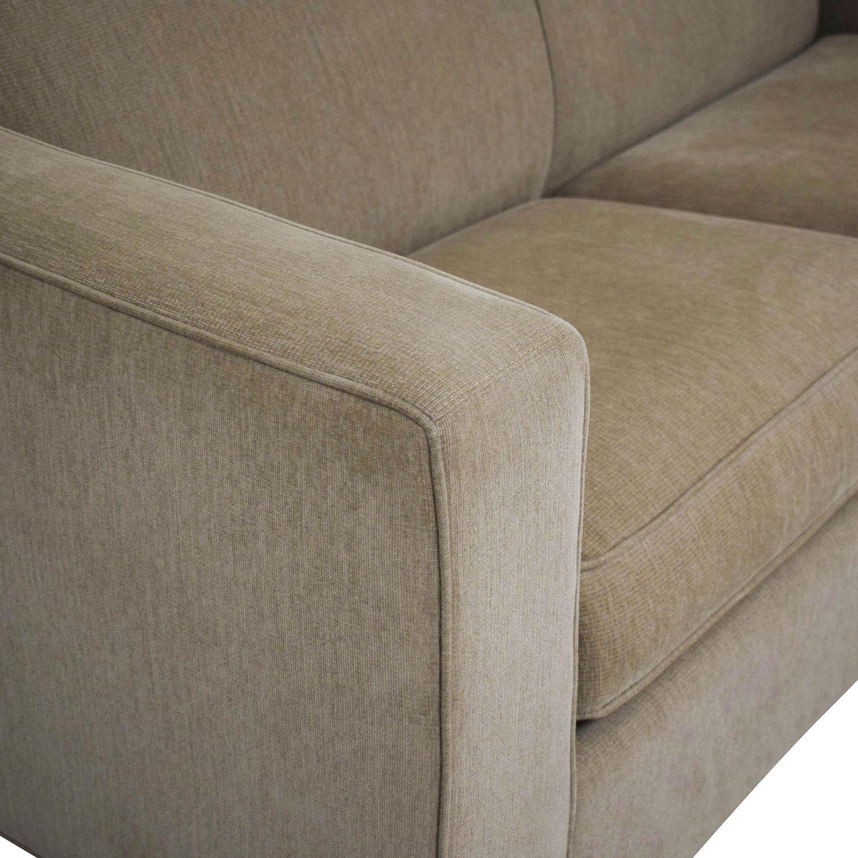 Room & Board Room & Board Berin Wide Arm Day & Night Sleeper Sofa for sale