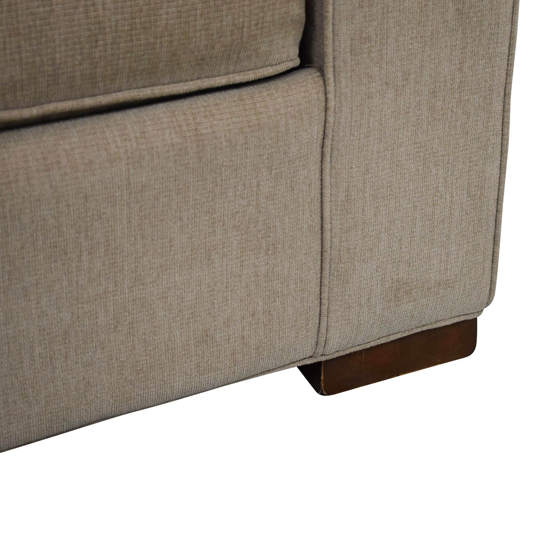 Room & Board Room & Board Berin Wide Arm Day & Night Sleeper Sofa price