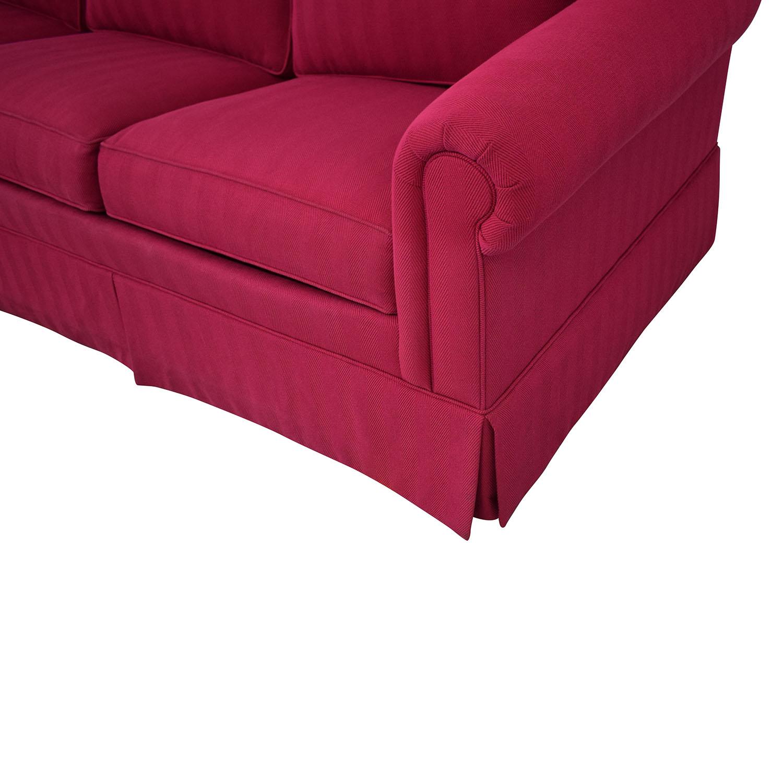 Ethan Allen Ethan Allen Sleeper Sofa Classic Sofas