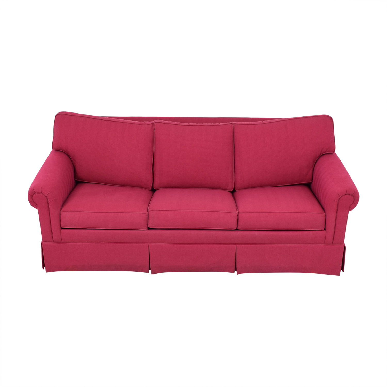 85 Off Ethan Allen Ethan Allen Sleeper Sofa Sofas
