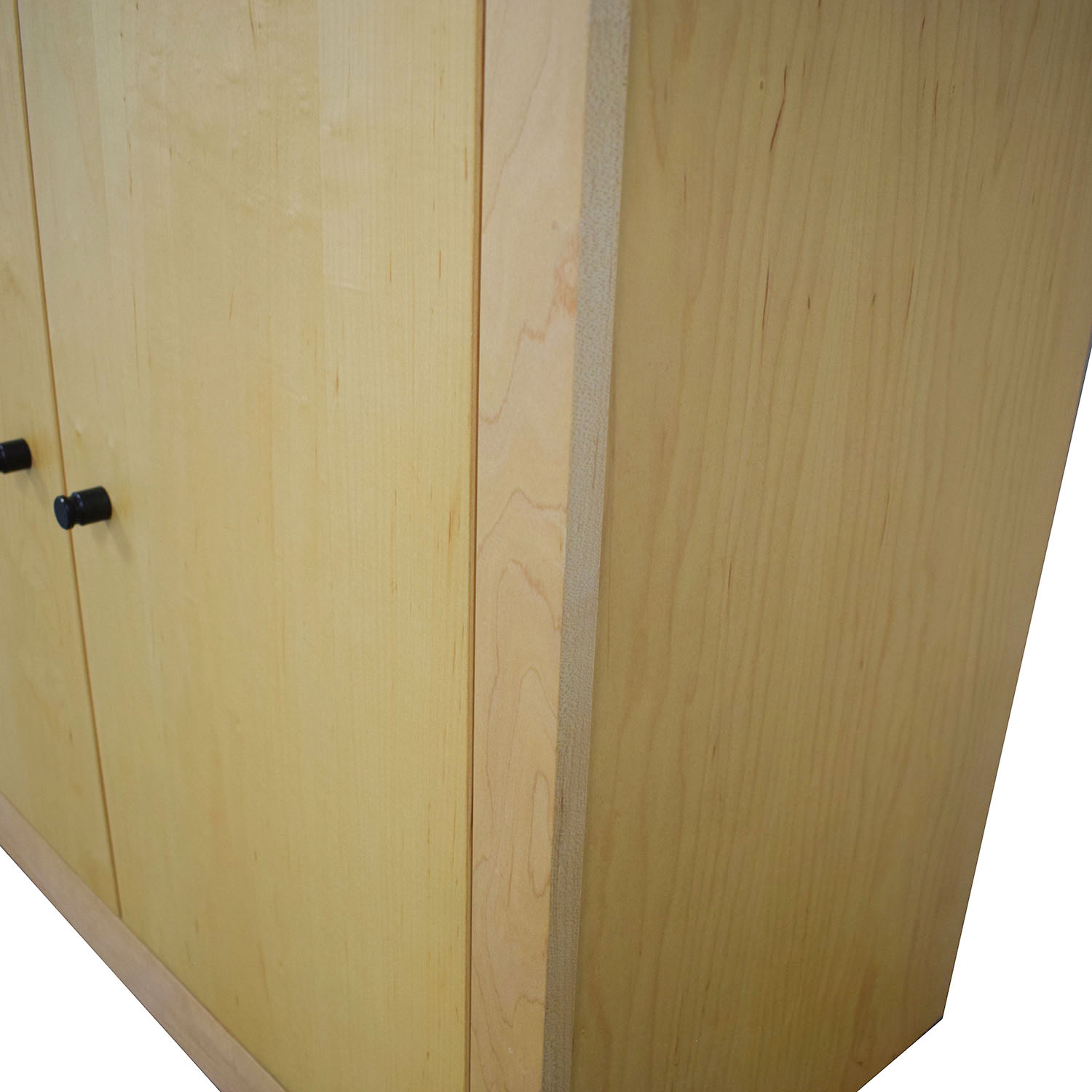 Room & Board Room & Board Woodwind Bookcase with Doors second hand