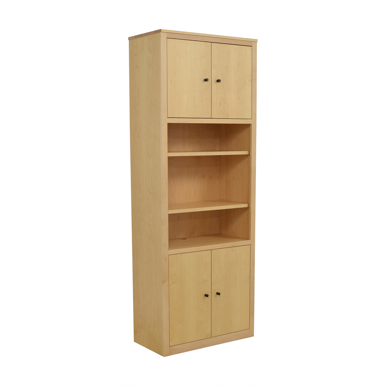 Room & Board Room & Board Woodwind Bookcase with Doors Bookcases & Shelving