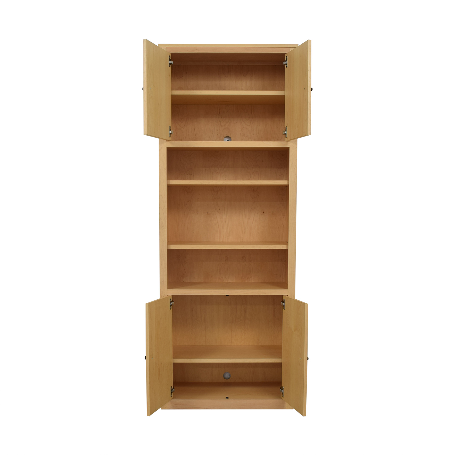 shop Room & Board Woodwind Bookcase with Doors Room & Board Bookcases & Shelving