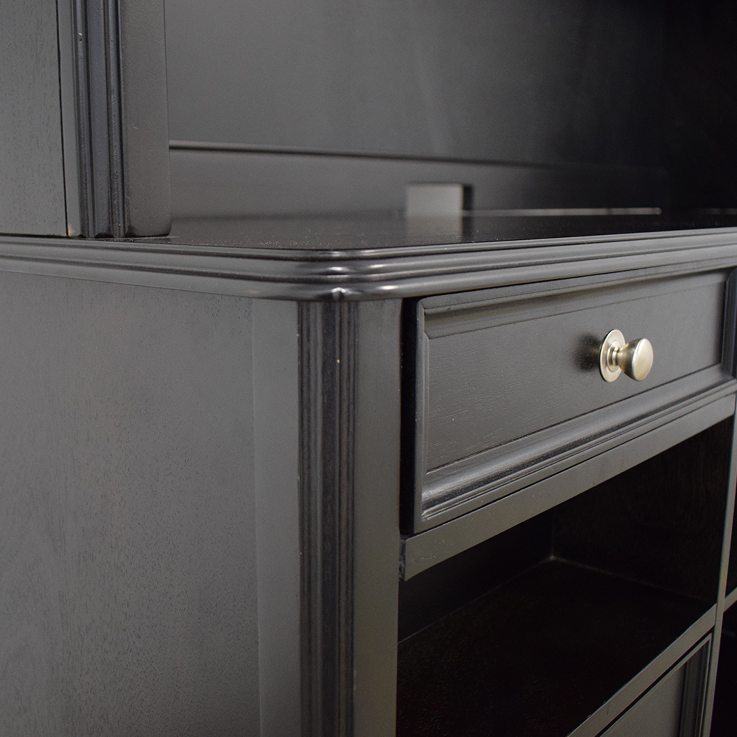 Ashley Furniture Ashley Furniture Large Credenza and Hutch for sale
