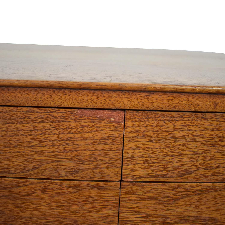buy Mount Airy Mount Airy John Stuart Mid Century Gentleman's Long Dresser online