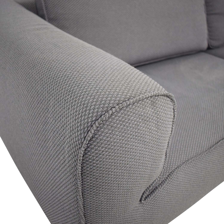 buy BoConcept Two Cushion Sofa BoConcept Loveseats