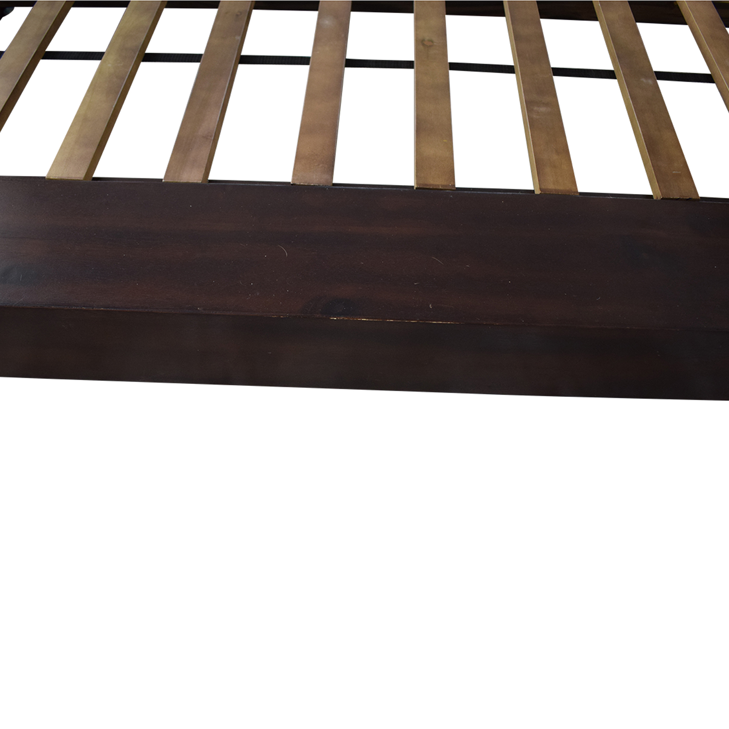 shop ABC Carpet & Home ABC Carpet &  Home King Size Edge Rustic Slat Bed online