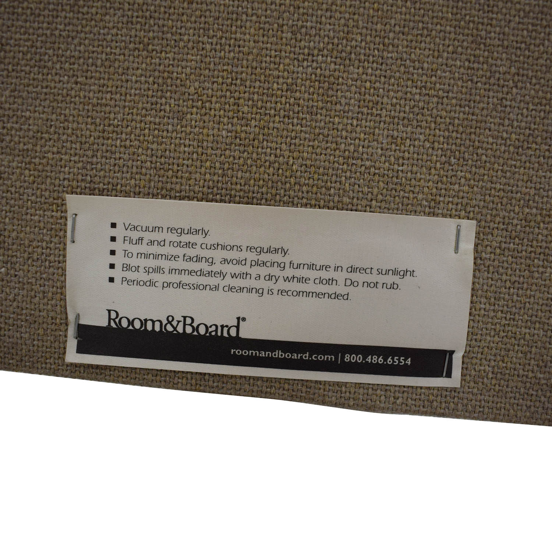 Room & Board Room & Board Wyatt Upholstered Queen Bed on sale