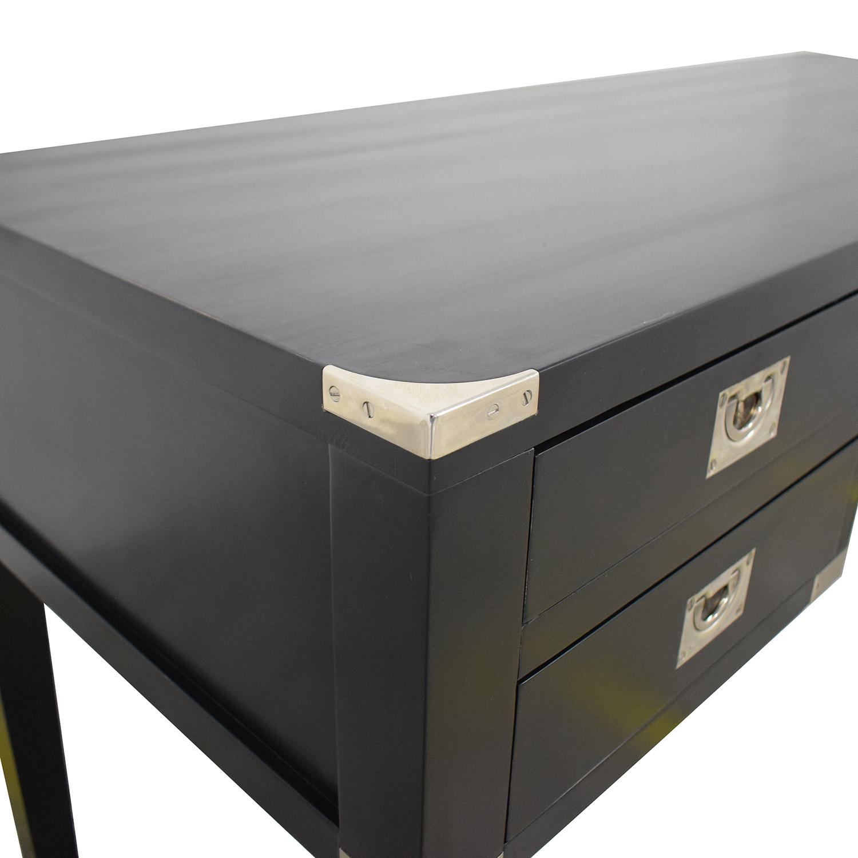 Restoration Hardware Warwick Campaign Desk sale