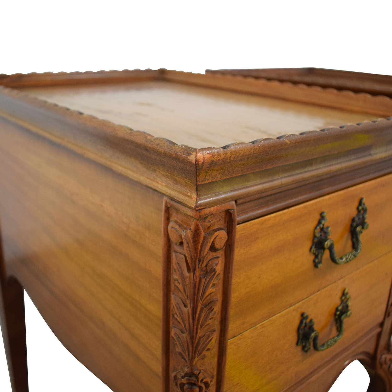 Holland House Antique End Tables / End Tables