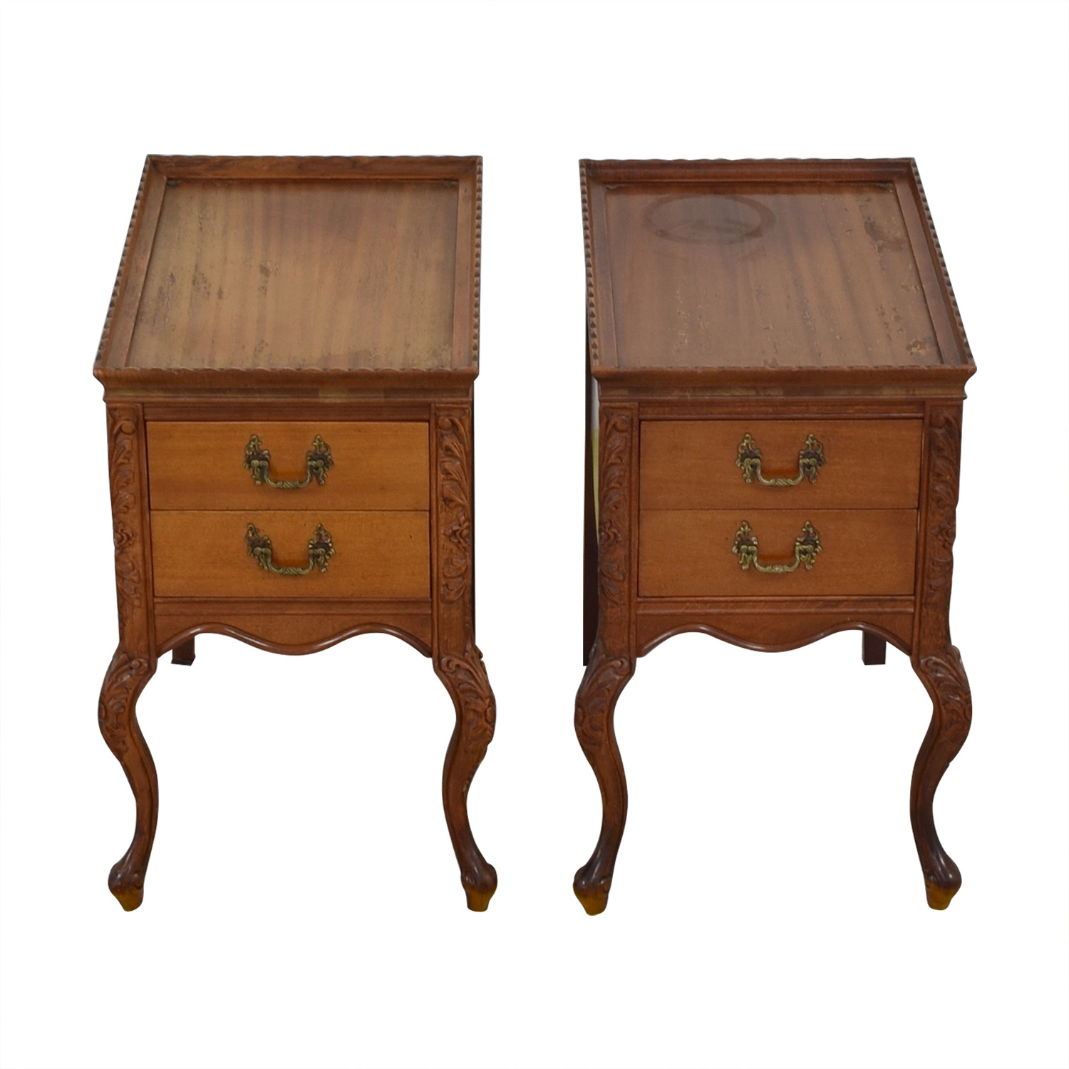 Holland House Antique End Tables / Tables