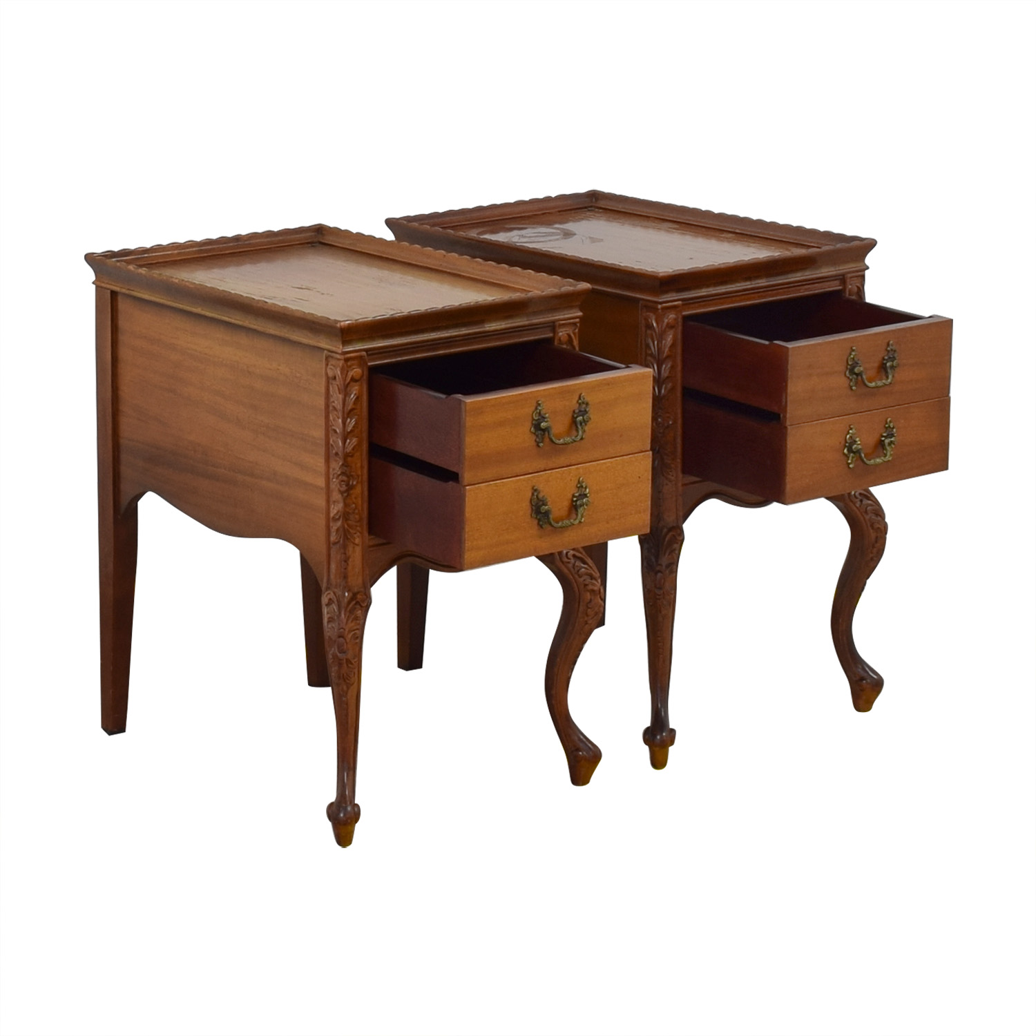Holland House Holland House Antique End Tables Tables