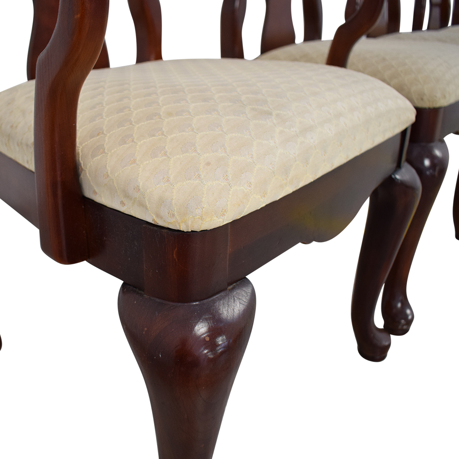 shop Thomasville Thomasville Traditional Queen Anne Style Dining Chairs online