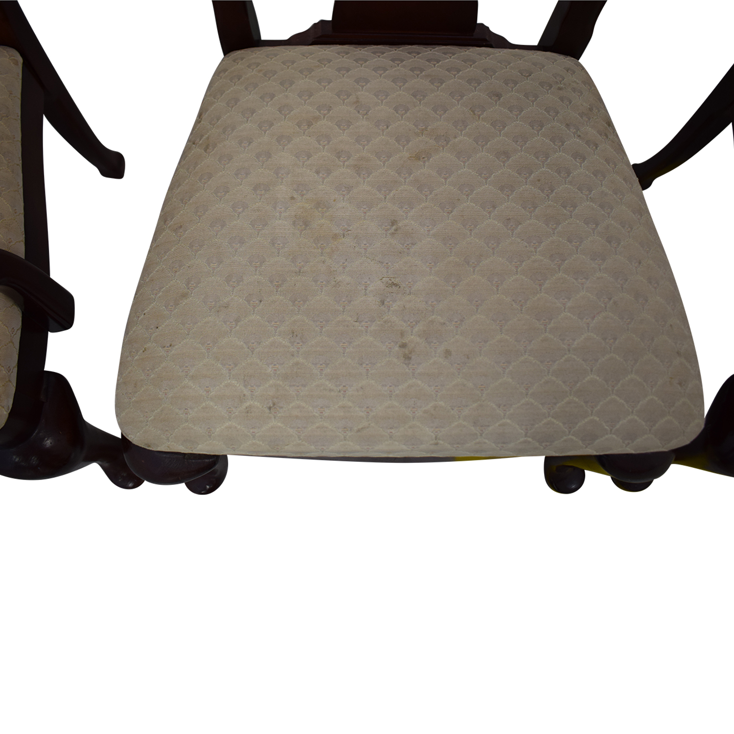 Thomasville Thomasville Traditional Queen Anne Style Dining Chairs second hand