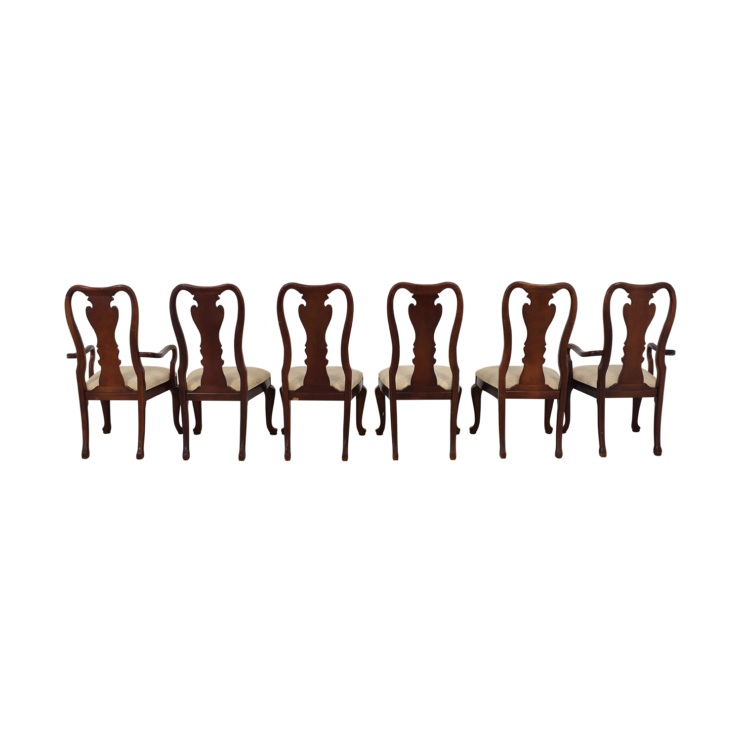 Thomasville Thomasville Traditional Queen Anne Style Dining Chairs price