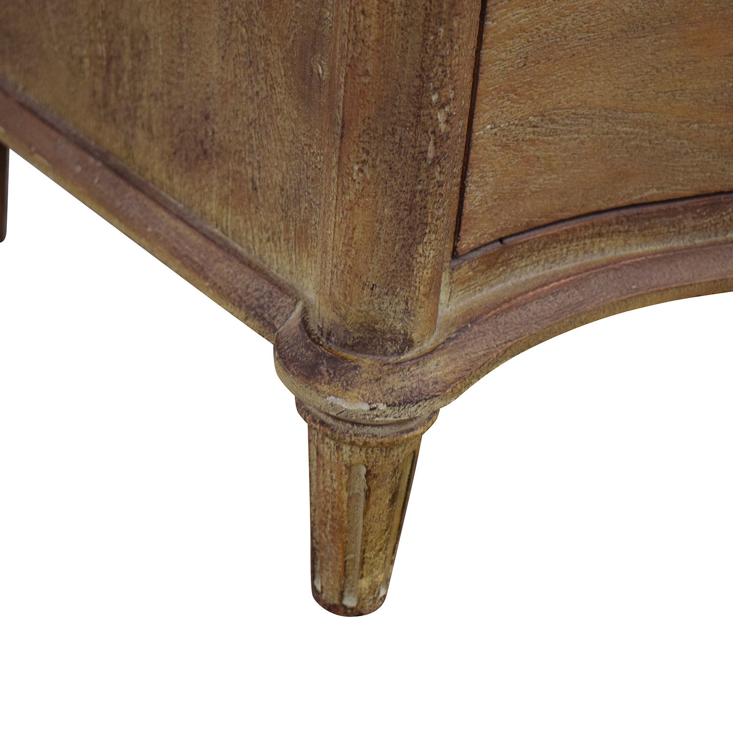 Restoration Hardware Restoration Hardware Empire Rosette Closed Nightstand dimensions