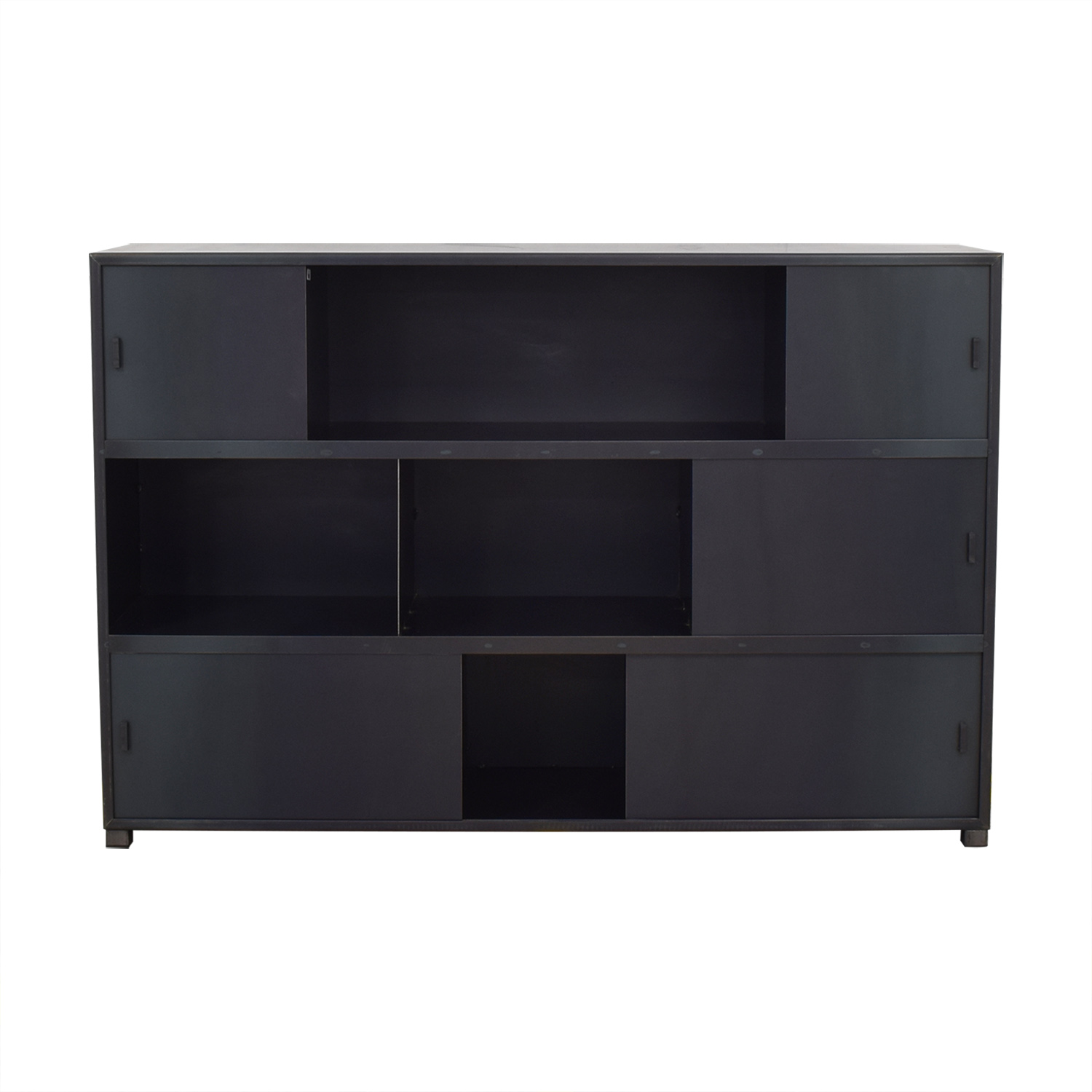 ABC Carpet & Home ABC Carpet & Home Bookcase with Sliding Doors price
