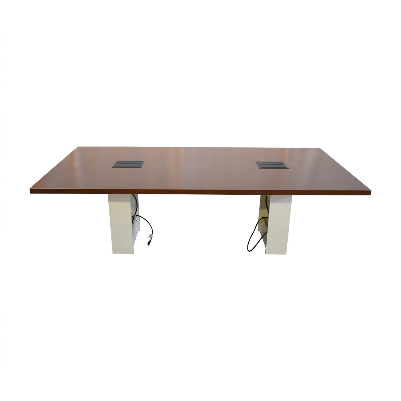 shop Kimball Conference Table Kimball Utility Tables