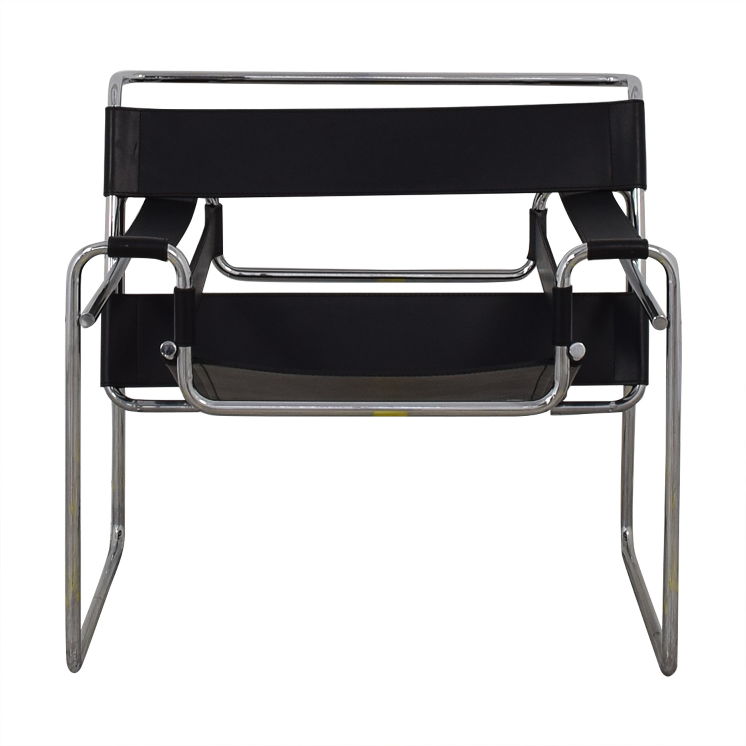 shop Knoll Marcel Breuer Wassily Chair Knoll Chairs