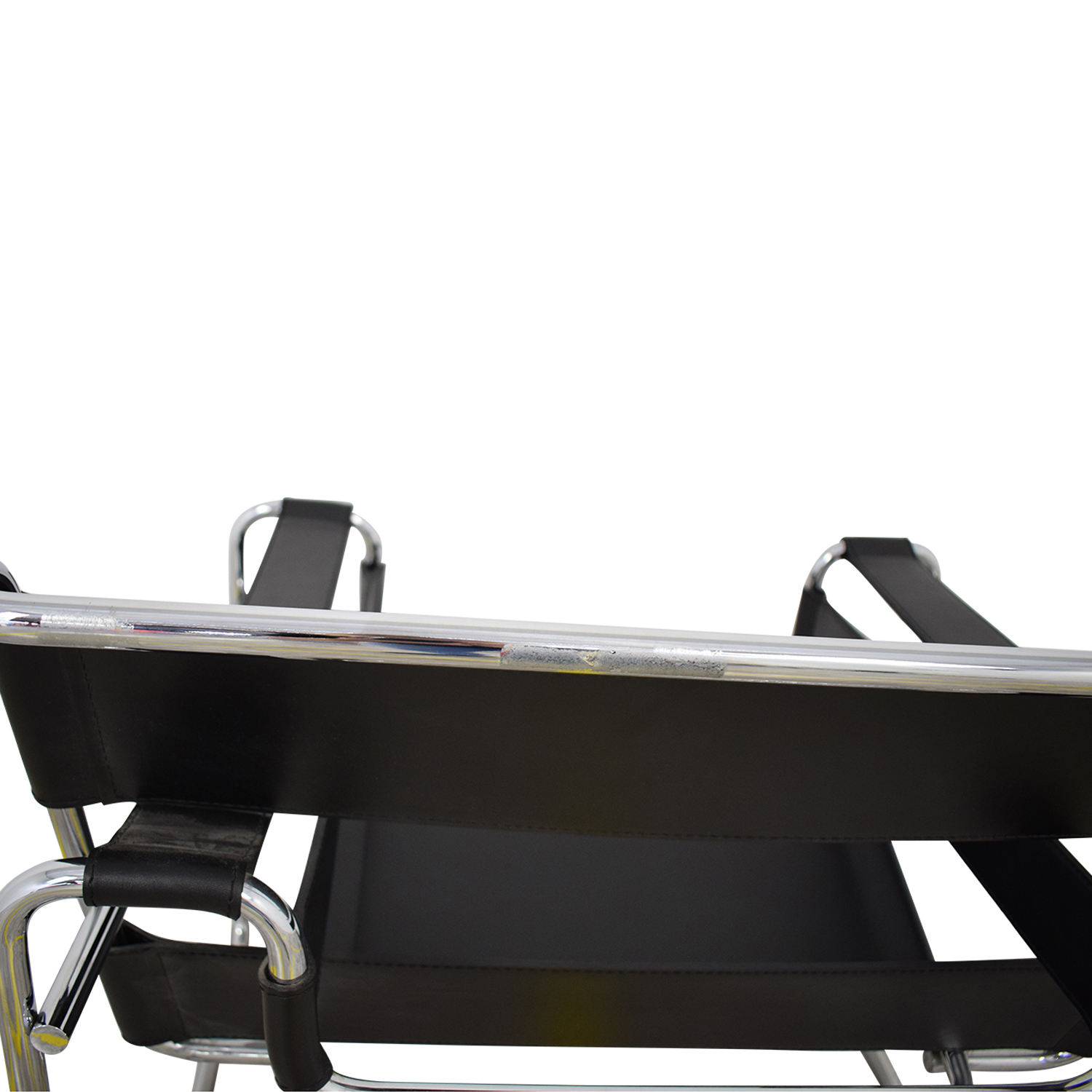 Knoll Knoll Marcel Breuer Wassily Chair black & silver