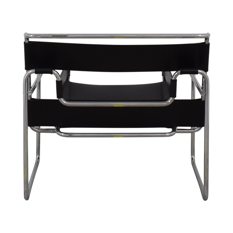 shop Knoll Marcel Breuer Wassily Chair Knoll