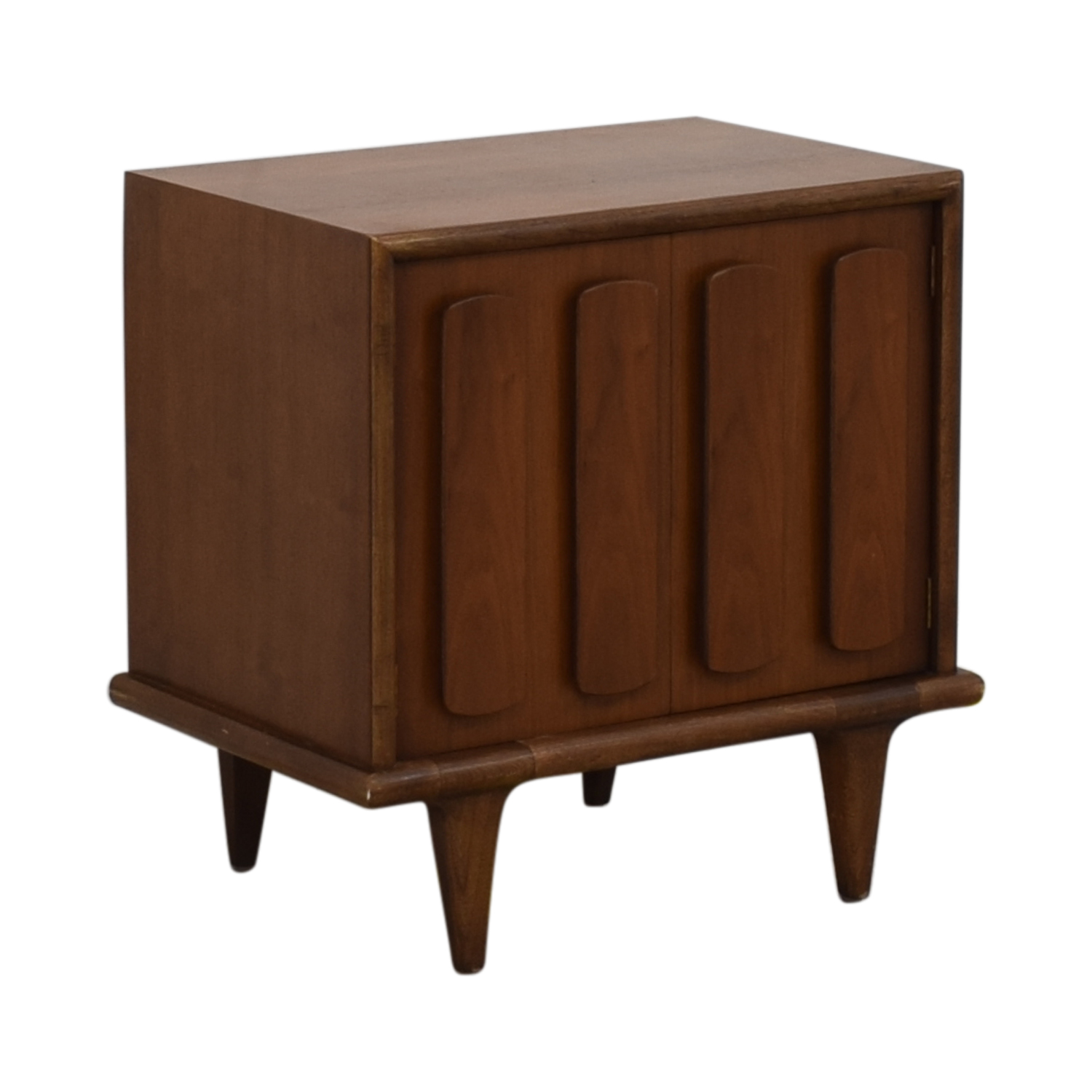 buy American of Martinsville American of Martinsville Mid Century Modern Side Table online