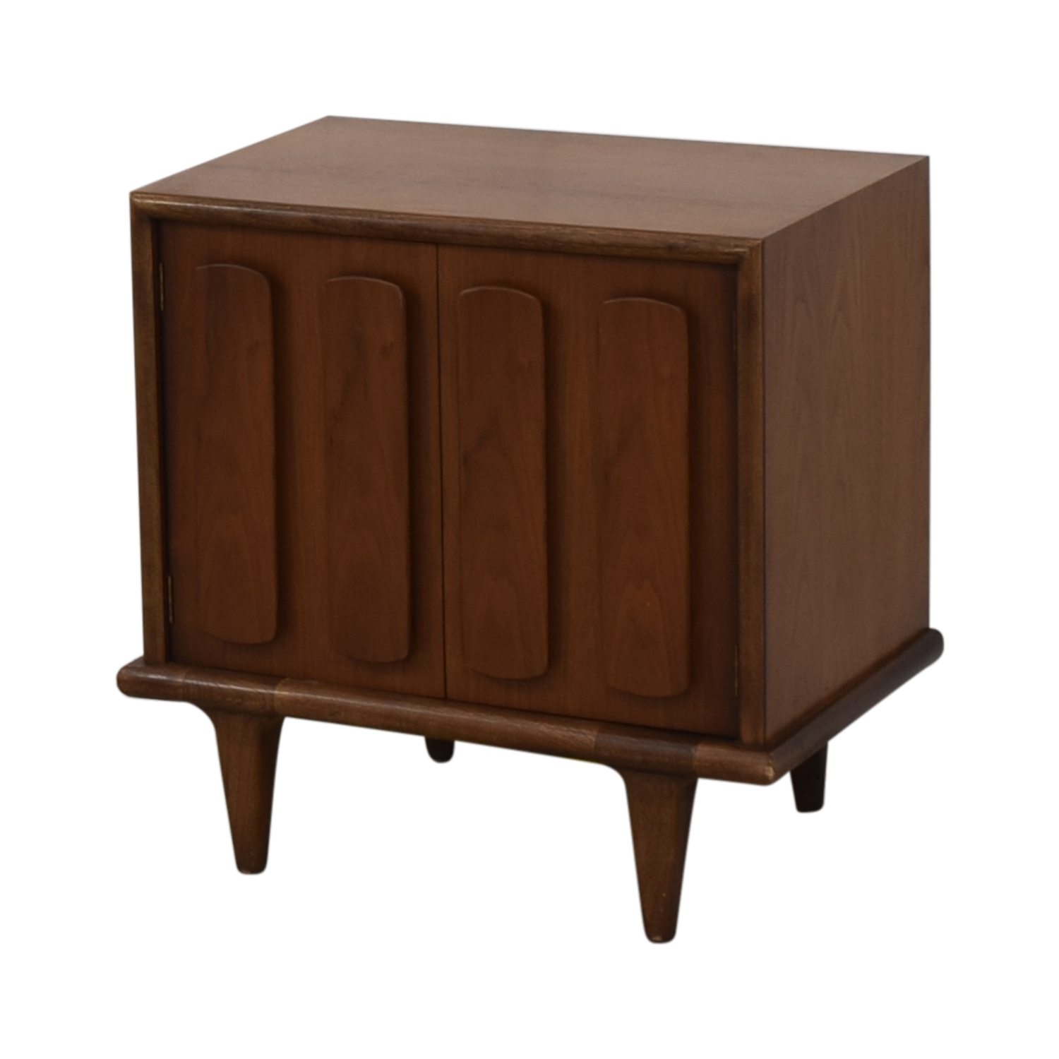 American of Martinsville Mid Century Modern Side Table American of Martinsville