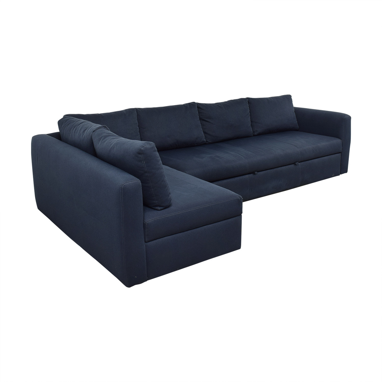Room & Board Room & Board Sectional Sleeper Sofa coupon