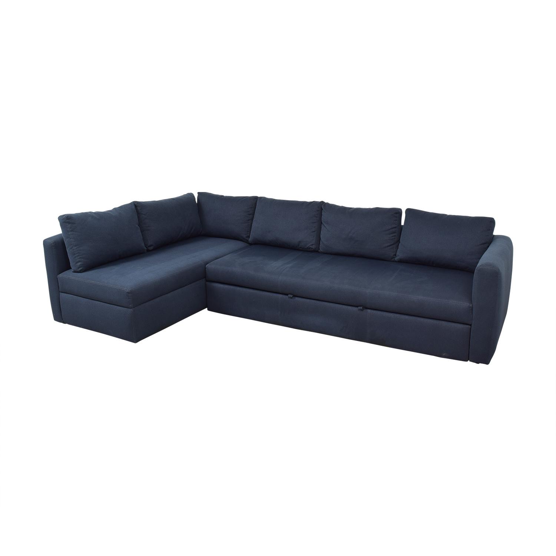 Room & Board Room & Board Sectional Sleeper Sofa Sofa Beds